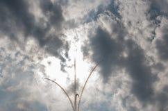 Самолеты Стоковое фото RF