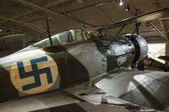 Самолет-биплан бойца гладиатора Gloster Стоковые Фото