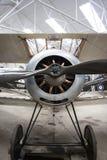 Самолет-биплан щенка Sopwith Стоковые Фотографии RF