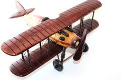 Самолет-биплан Стоковые Фото