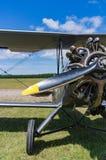 Самолет-биплан Focke Wulf FW44J стоковая фотография