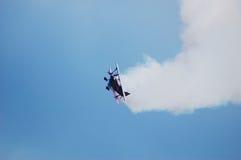 Самолет-биплан Pitts S2S пилотажный Стоковая Фотография