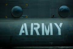 Самолет войны Стоковое фото RF