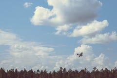Самолет войны Стоковая Фотография