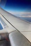 Самолет в рае стоковые фото