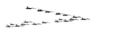 самолет-истребители стоковое фото rf