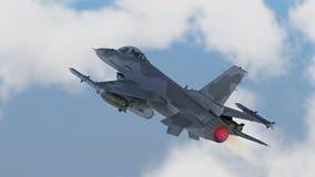 самолет-истребители иллюстрация вектора