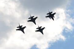 самолет-истребители стоковое фото