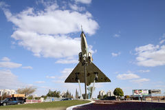 самолет-истребитель Стоковое Фото
