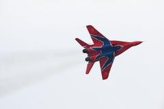 29 самолет-истребитель mig Стоковое Изображение
