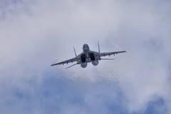 29 самолет-истребитель mig Стоковое Фото