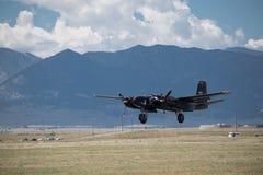 Самолет-истребитель WW2 Стоковые Изображения RF