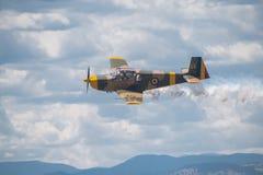 Самолет-истребитель WW2 Стоковые Изображения