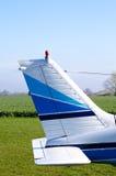 Самолет кабеля малый Стоковое Фото