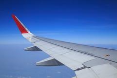 Самолет крыла Стоковые Фотографии RF