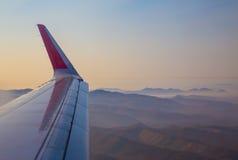 Самолет крыла Стоковые Изображения RF