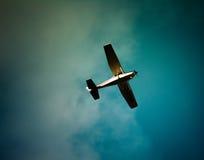 самолет малый Стоковое Изображение
