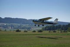 самолет малый Стоковые Фото