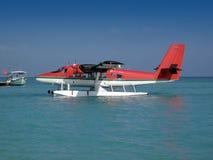 Самолет моря Стоковое Изображение