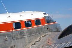 Самолет моря Стоковое фото RF