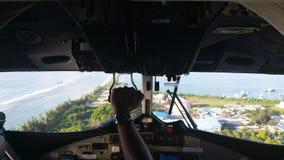 Самолет моря Стоковое Фото