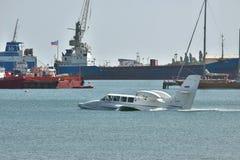Самолет моря Beriev Be-103 Стоковая Фотография