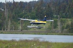 Самолет поплавка стоковое фото