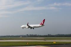 Самолет посадки Стоковые Изображения RF