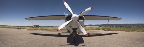 Самолет пропеллера Стоковая Фотография RF