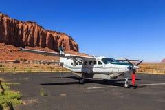 Самолет пропеллера Стоковое фото RF
