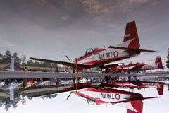 Самолет Юпитера Стоковые Фото