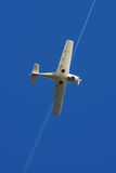 Самолет Aerospol стоковые фотографии rf
