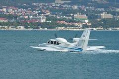 Самолет Beriev Be-103 земноводный Стоковое Изображение