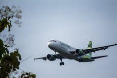 Самолет Citilink Стоковое Изображение RF