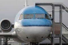 Самолет Fokker Стоковые Изображения