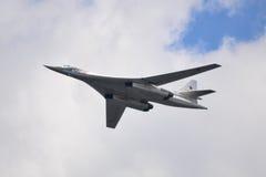 Самолет Tu-160 Стоковая Фотография