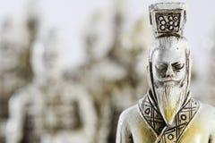 самураи армии Стоковая Фотография