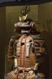 Самураи в панцыре Стоковое Фото