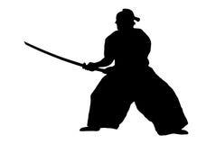 самураи Стоковые Изображения