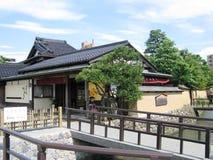 самураи kanazawa дома Стоковое Изображение