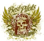 Самые лучшие пилоты Стоковые Фото
