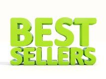 самые лучшие продавцы 3d Стоковые Фотографии RF