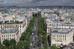 Самый красивый город стоковые изображения rf