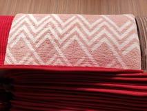 Самый лучший дизайн полотенец стоковое изображение rf