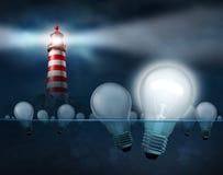 самый лучший искать идей Стоковые Изображения RF