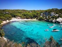 Самый лучший пляж на острове стоковое изображение rf