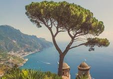 Самый лучший взгляд в Италии Европе Стоковые Фотографии RF
