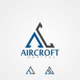 самый лучший логотип значка, дизайн сети значка плоский Стоковые Изображения RF