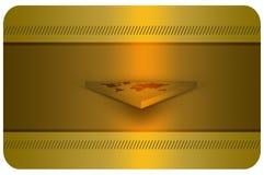самый лучший оригинал визитной карточки печатает готовый вектор шаблона Стоковое фото RF