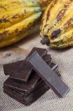 Самый лучший шоколад Стоковые Фотографии RF